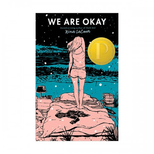 [프린츠상 수상] We Are Okay (Paperback)