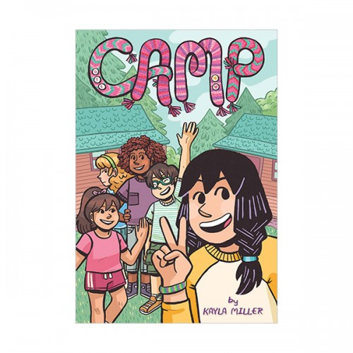 A Click Graphic Novel #02 : Camp (Paperback)