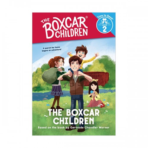The Boxcar Children : Time to Read Level 2 : The Boxcar Children (Paperback)