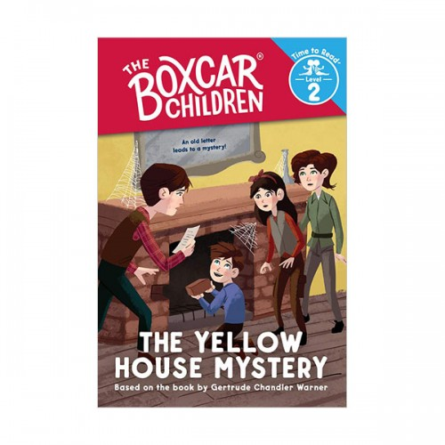 The Boxcar Children : Time to Read Level 2 : The Yellow House Mystery (Paperback)