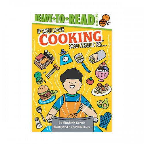 Ready to read 2 : If You Love Cooking, You Could Be... (Paperback)
