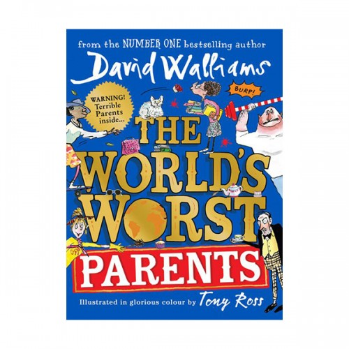 The World's Worst Parents (Full-colour) (Paperback, 영국판)