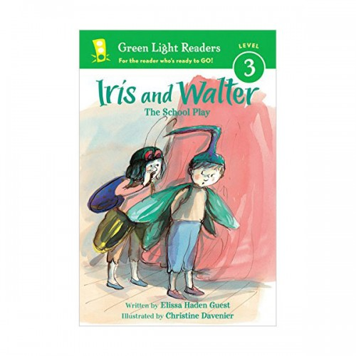Green Light Readers Level 3 : Iris and Walter : The School Play (Paperback)