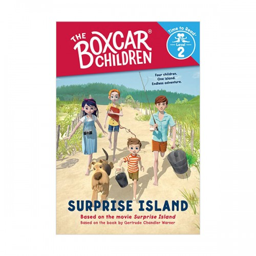 The Boxcar Children : Time to Read Level 2 : Surprise Island (Paperback)