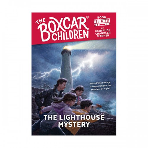The Boxcar Children Mysteries #08 : The Lighthouse Mystery (Paperback)