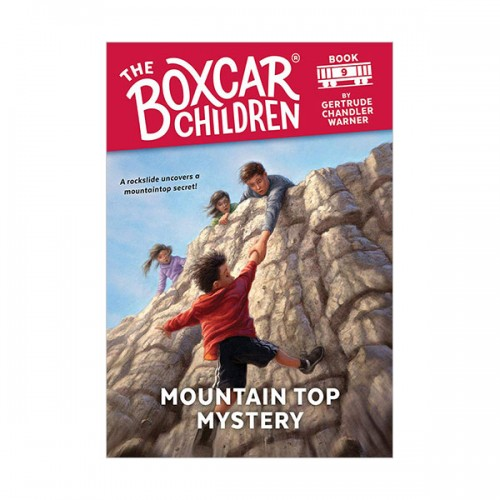 The Boxcar Children Mysteries #09 : Mountain Top Mystery (Paperback)