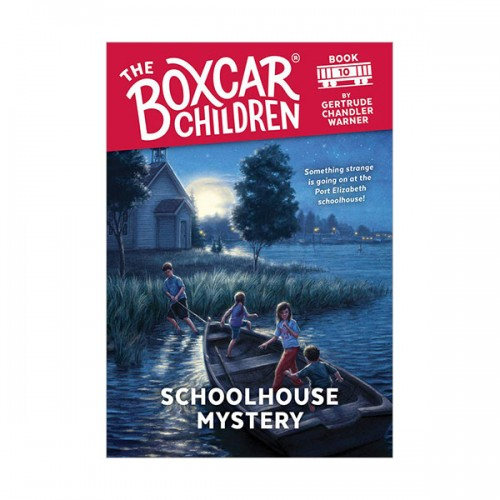 The Boxcar Children Mysteries #10 : Schoolhouse Mystery (Paperback)