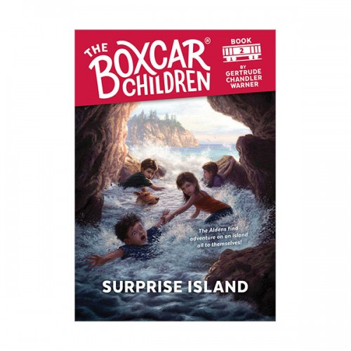 The Boxcar Children Mysteries #02 : Surprise Island (Paperback)