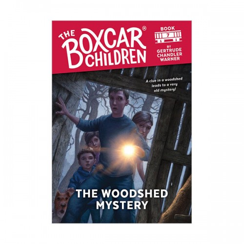 The Boxcar Children Mysteries #07 : The Woodshed Mystery  (Paperback)