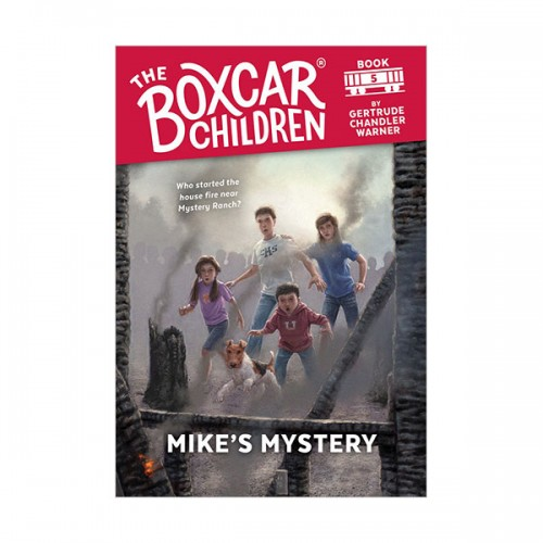 The Boxcar Children Mysteries #05 : Mike's Mystery (Paperback)