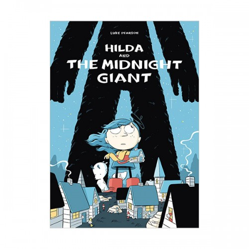 [넷플릭스]  Hildafolk #02 : Hilda and the Midnight Giant (Paperback, 영국판)
