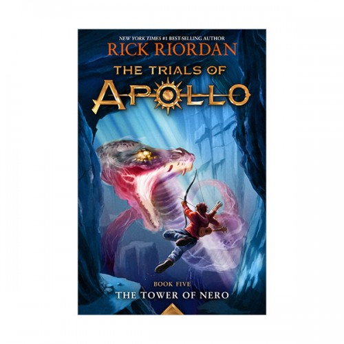 The Trials of Apollo #05 : The Tower of Nero (Paperback, INT)