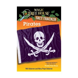 Magic Tree House Fact Tracker #04 : Pirates (Paperback)