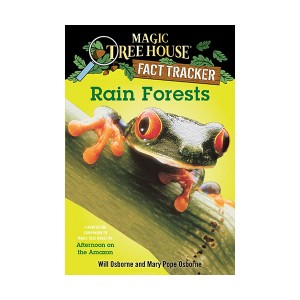 Magic Tree House Fact Tracker #05 : Rain Forests (Paperback)
