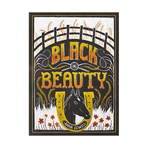 Puffin Chalk Classics : Black Beauty : 블랙 뷰티 (Paperback, Rough-Cut Edition)
