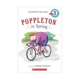 Scholastic Reader Level 3 : Poppleton in Spring (Paperback)