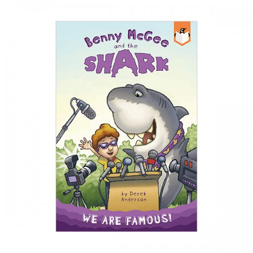 Benny McGee and the Shark #02 : We Are Famous! (Paperback)