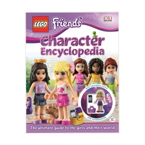 LEGO Friends Character Encyclopedia (Hardcover+Figure)