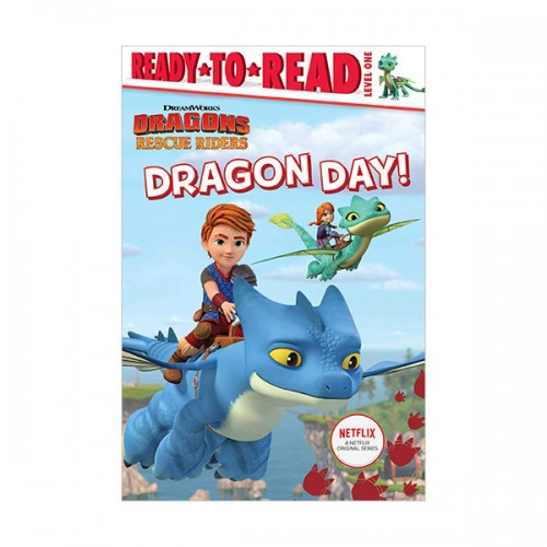 Ready to read 1 : DreamWorks Dragons: Rescue Riders :Dragon Day! (Paperback)