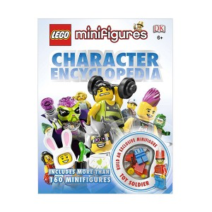 LEGO Mini Figure Character Encyclopedia (Hardcover, Figure)