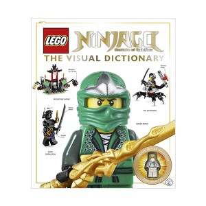 LEGO Ninjago : The Visual Dictionary (Hardcover+Figure)