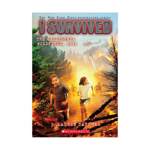 [스콜라스틱] I Survived #20 : I Survived The California Wildfires, 2018 (Paperback)
