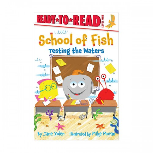 Ready To Read 1 : School of Fish : Testing the Waters (Paperback)