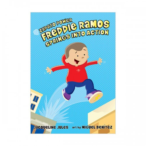 Zapato Power #02 : Freddie Ramos Springs Into Action (Paperback)