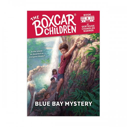 The Boxcar Children Mysteries #06 : Blue Bay Mystery (Paperback)
