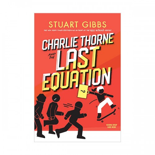 Charlie Thorne #01 : Charlie Thorne and the Last Equation (Paperback)