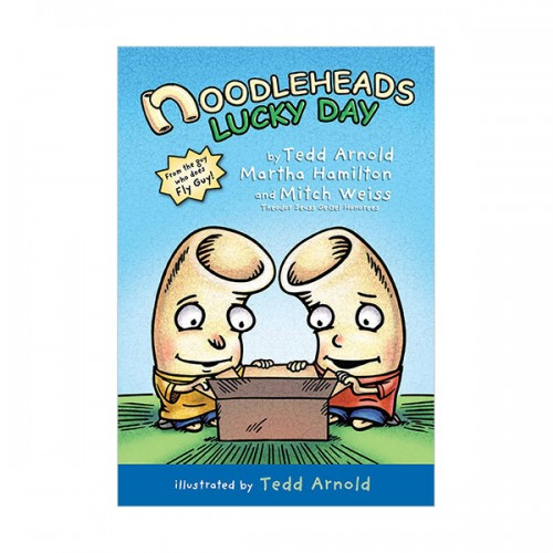 Noodleheads #05 : Noodleheads Lucky Day (Hardcover)