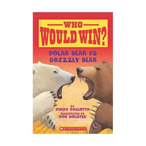 Who Would Win? #03 : Polar Bear vs. Grizzly Bear (Paperback)
