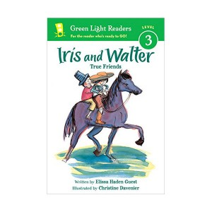 Green Light Readers Level 3 : Iris and Walter : True Friends (Paperback)