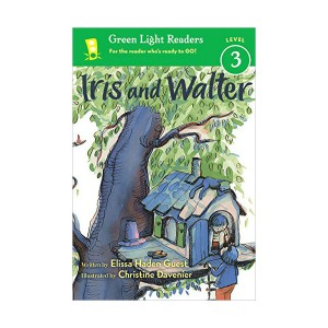 Green Light Readers Level 3 : Iris and Walter (Paperback)