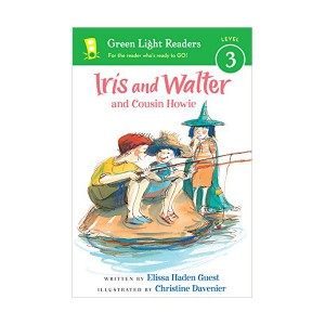 Green Light Readers Level 3 : Iris and Walter and Cousin Howie (Paperback)