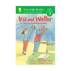 Green Light Readers Level 3 : Iris and Walter : Substitute Teacher (Paperback)