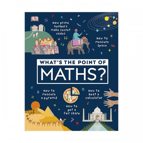 What's the Point of Maths? (Hardcover, 영국판)