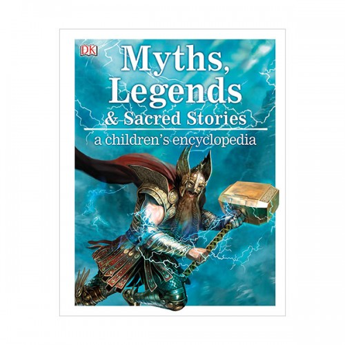 Myths, Legends, and Sacred Stories : A Children's Encyclopedia (Hardcover, 영국판)