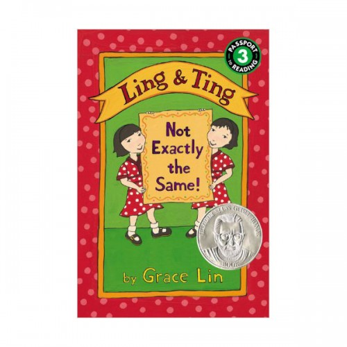 Passport to Reading Level 3 : Ling & Ting: Not Exactly the Same! (Paperback)