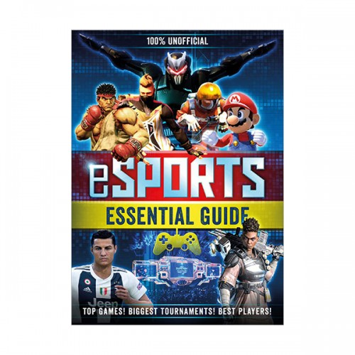 100% Unofficial eSports Guide (Hardcover, 영국판)