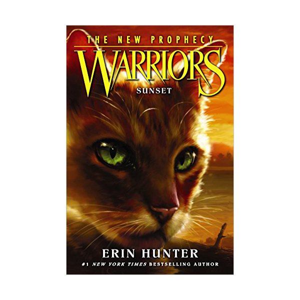 Warriors : The New Prophecy #06 : Sunset (Paperback)