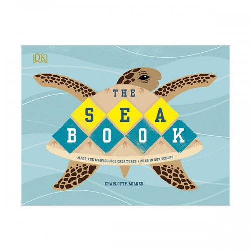 The Sea Book (Hardcover, 영국판)