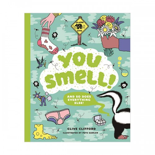 You Smell! : (And so does everything else) (Hardcover, 영국판)