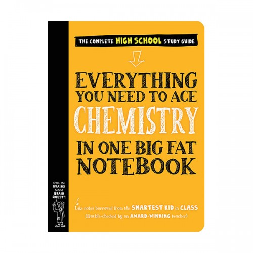 Everything You Need to Ace Chemistry in One Big Fat Notebook (Paperback)
