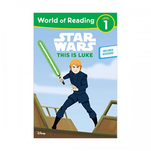 World of Reading Level 1 : Star Wars : This is Luke (Paperback)