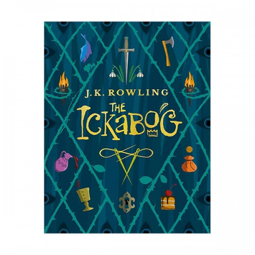 J. K. 롤링 : The Ickabog (Hardcover, 영국판)