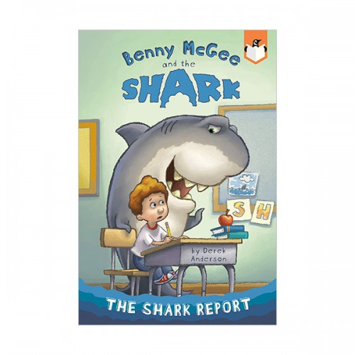 Benny McGee and the Shark #01 : The Shark Report (Paperback)
