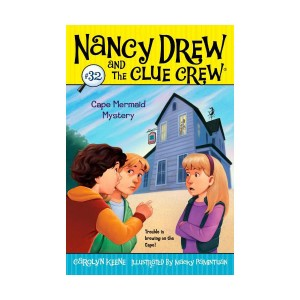 Nancy Drew and the Clue Crew #32 : Cape Mermaid Mystery (Paperback)