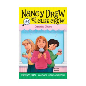 Nancy Drew and the Clue Crew #34 : Cupcake Chaos (Paperback)