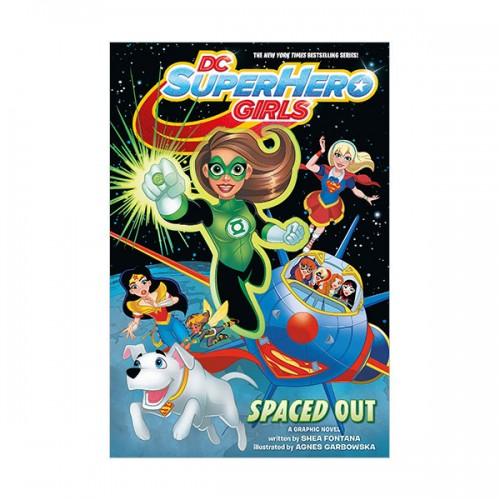 DC Super Hero Girls : Spaced Out (Paperback)